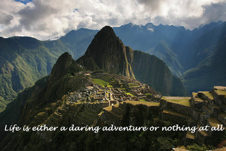 Happy Monday! Wouldn't you rather be....   Creating long lasting friendships through adventure travel   Scoop.it