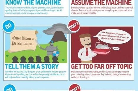 Top 5 presentation do's & don'ts: Infographics | Powerpoint Presentation Design Services | Scoop.it
