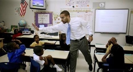 Why Teachers of Color Quit - The Atlantic | Diversity Studies | Scoop.it