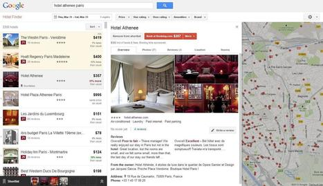 Google Hotel Finder, friend or foe? | WIHP Magazine | Distribution hôtelière et OTA | Scoop.it