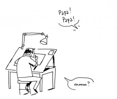 Bande dessinée - Un père indigne qui va faire sensation - Le Devoir (Abonnement)   Lis Tes Ratures !   Scoop.it