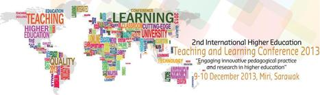 2nd International Higher Education Teaching and Learning Conference 2013 | EventM | EventM | Scoop.it