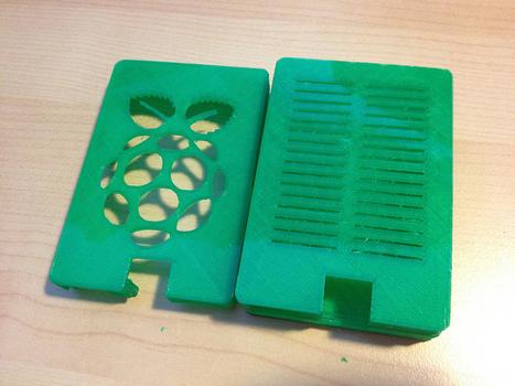 Raspberry Pi case(s) | Raspberry Pi | Scoop.it