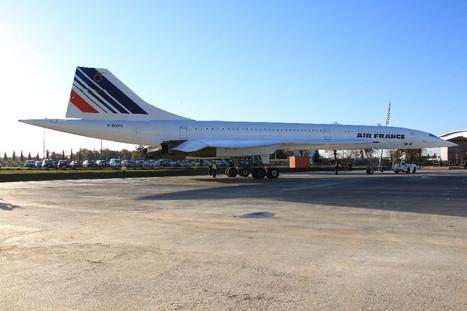 Plus de 1 000 pièces du Concorde vont être vendues aux enchères à Toulouse | Toulouse La Ville Rose | Scoop.it