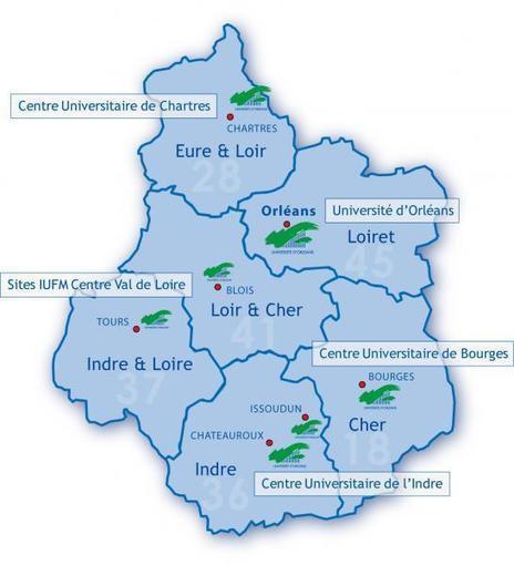 Données officielles  des comptes financiers de l'Université d'Orléans | Enseignement Supérieur et Recherche en France | Scoop.it