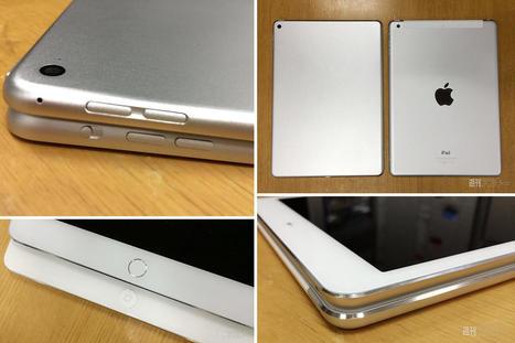 iPad Air 2: Leak beschert alle Infos zur Ausstattung - Curved   iPad-Schule   Scoop.it