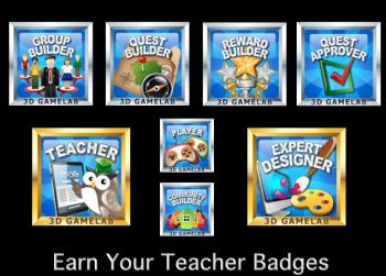 Online Teacher Camp - 3D GameLab   Gamification   Scoop.it
