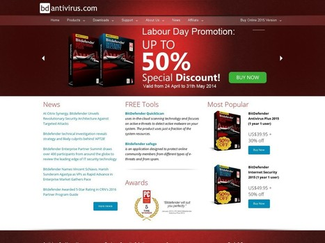 BitDefender Security for File Servers 2 Years 45 PCs - 15% Promo Code -  Promo Code | Best Software Promo Codes | Scoop.it