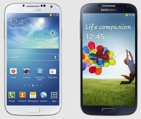 Samsung Galaxy S4 Unveiled, Set for April 26 Release | The Informr - Smartphones | Scoop.it