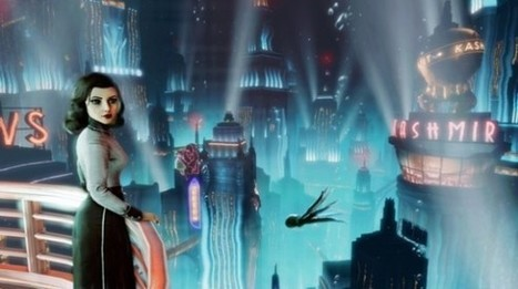 BioShock Infinite: Burial at Sea Episode 1 now available | Videogames | Scoop.it