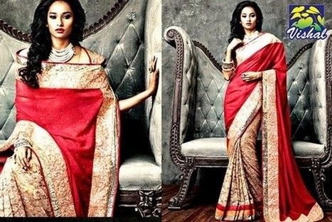 Vishal Sarees Designs | FemalesPk.Com | Fashion and Beauty | Scoop.it