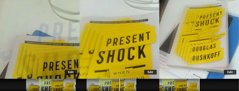 Douglas Rushkoff's Present Shock: the end of time is not the end of the world | Gavagai | Scoop.it