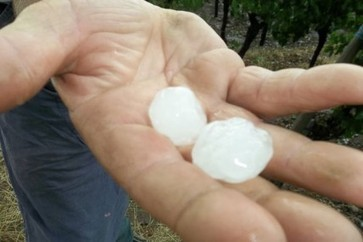 Hail hits southern Alsace vineyards | decanter.com | Southern California Wine  and  Craft Spirits | Scoop.it