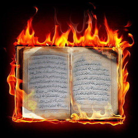 Worldwide Burning of Korans and Muhammad | Race & Crime UK | Scoop.it