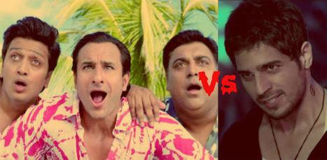 Which Movie is Better Ek Villain Or Humshakals | Fashion | Scoop.it
