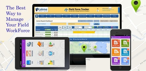 Field Force Tracker - Get More Features and Special Prices Just For This Month | Traking Software | Scoop.it