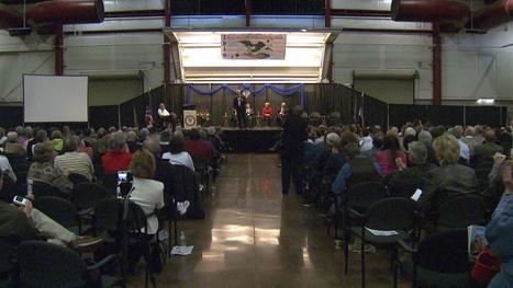 Quinnipiac US Senate Poll Raising The Stakes For GOP Primary - CBS Local   public opinion polling   Scoop.it