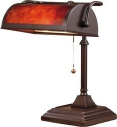 Normande Lighting BL1-103 Bankers Lamp Review | Best Bankers Lamps | Scoop.it