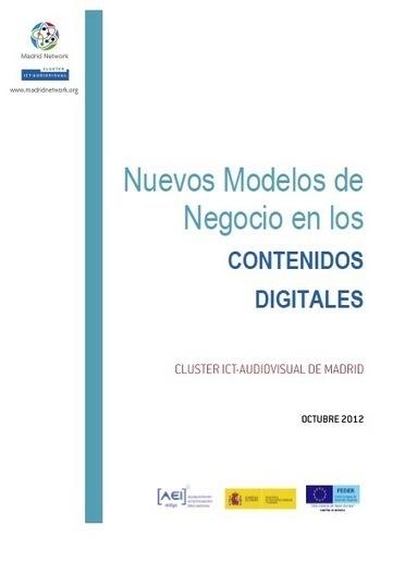 Nuevos Modelos de Negocio en los Contenidos Digitales | Panorama Audiovisual | Big Media (Esp) | Scoop.it