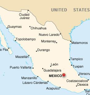 Mexico City, Mexico | Mexico- Amanda-Matthews | Scoop.it