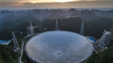 5 supersize #science projects that put #China on the map | Limitless learning Universe | Scoop.it