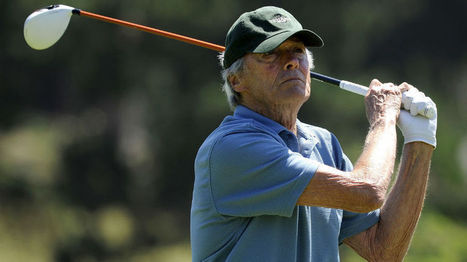 Clint Eastwood saved my life, says Pebble Beach official - ESPN.co.uk   Clint Eastwood   Scoop.it