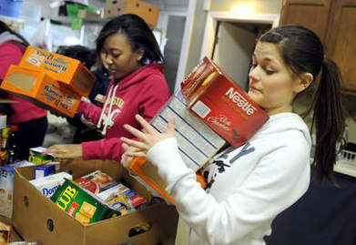Want to double your holiday food donation? Read on - Aurora Beacon News   Aurora IL   Scoop.it