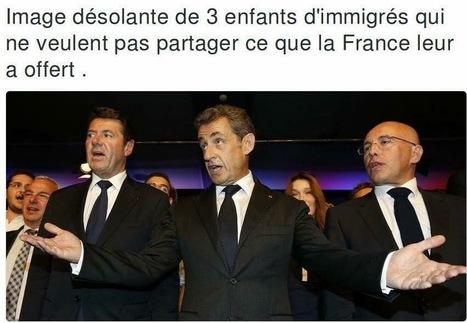 Sarkozy-Kadhafi: révélations sur le circuit des millions de la corruption (depuis le temps qu'on vous dis que c'est des pourris) | Human Capital Growth | Scoop.it