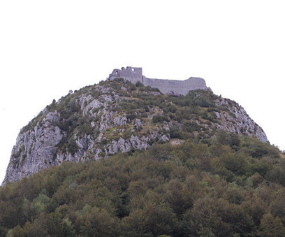 Castles in France - Montsegur | European Travel and Tourism | Scoop.it