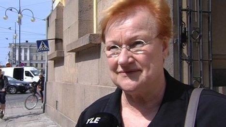 Halonen Concerned about Xenophobia | Finland | Scoop.it