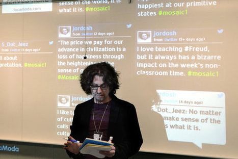 At Temple, Twitter's different roles in class - Philadelphia Inquirer | AAEEBL -- Social Media, Social Selves | Scoop.it