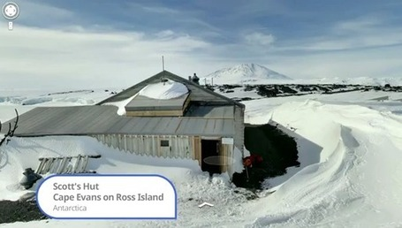 Google Street View Brings Panoramic Imagery Of The Antartic | CrazyEngineers | Antártica | Scoop.it