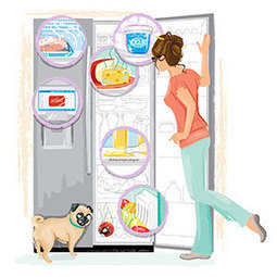 How Clean Is Your Refrigerator? | Eating Well | Healthy Recipes and Tips for Healthy Living | Scoop.it
