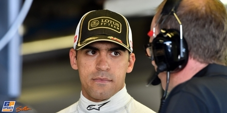 Lotus confirms Maldonado to stay for 2016 | F 1 | Scoop.it