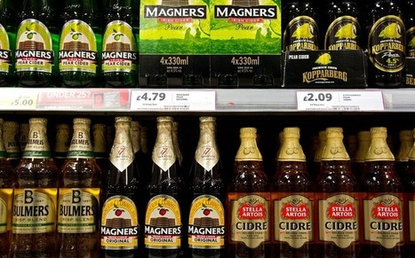 Drinks industry condemns plan for minimum alcohol pricing - Telegraph.co.uk | Disappearing Pubs | Scoop.it