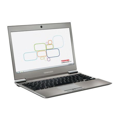 Toshiba Portege Z930 - 14 T – UltraBook   High-Tech news   Scoop.it