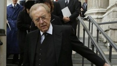 THIS, IS A NEWSCASTER: Broadcaster Sir David Frost dies