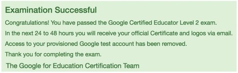 How to pass the Google Certification Exams | New learning | Scoop.it