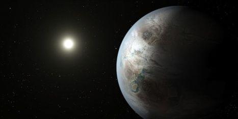 Baptisée Kepler 452b : la Nasa découvre une exoplanète cousine de la Terre | Beyond the cave wall | Scoop.it