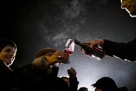 Wine Lovers Everywhere Are Popping Corks On New Bottles Of Beaujolais Nouveau | Beaujolais | Scoop.it