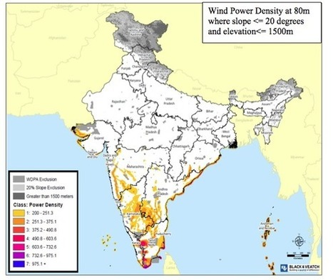 Berkeley Lab Study Shows Significantly Higher Potential for Wind Energy in India than Previously Estimated « Berkeley Lab News Center | alternative energy methods | Scoop.it