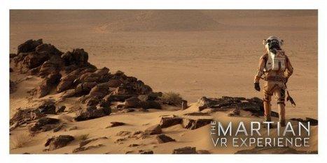 The Martian disponibile da oggi su PlayStation VR e HTC Vive | SCIENTIFICAMENTE | Scoop.it