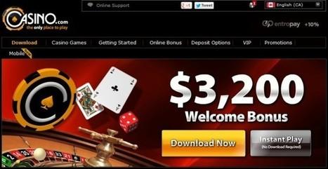 Online Casino Canada - Best Canadian Online Casinos   Best Scoop   Scoop.it