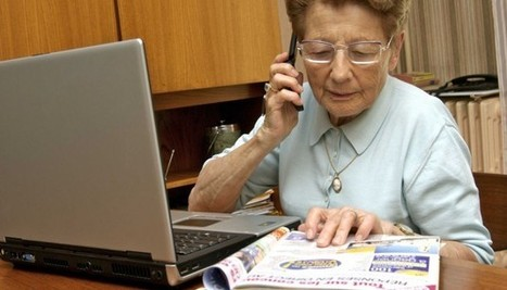 Arthrose et fracture numérique : ce que j'ai appris en formant des anciens à internet | Nouvelles du monde numérique | Scoop.it