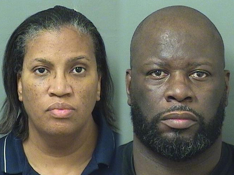 James Jackson, Valerie Jackson: West Palm pastor, wife locked up on sex charges | Domestic Violence, Sexual Abuse, & Bullying | Scoop.it