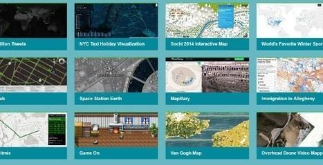 Los mejores mapas del año 2014 | Nuevas Geografías | Scoop.it