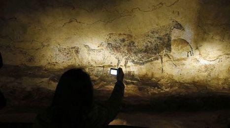 Las pinturas rupestres de Lascaux se muestran en París | Arqueología, Historia Antigua y Medieval - Archeology, Ancient and Medieval History byTerrae Antiqvae | Scoop.it