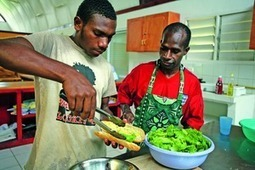 WHO | Pacific islanders pay heavy price for abandoning traditional diet | Ideas for researching an international health issue | Scoop.it
