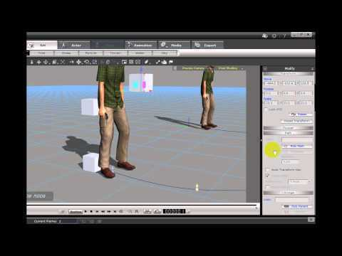 Walk Like a HIT Man by SmallWStudio – iClone tutorial « Safegaard – Movie Theater