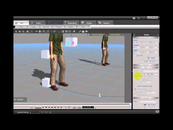 Walk Like a HIT Man by SmallWStudio – iClone tutorial « Safegaard – Movie Theater | Machinimania | Scoop.it